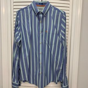 Abercrombie and Fitch Men's button down shirt